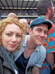 Hat at Madonna