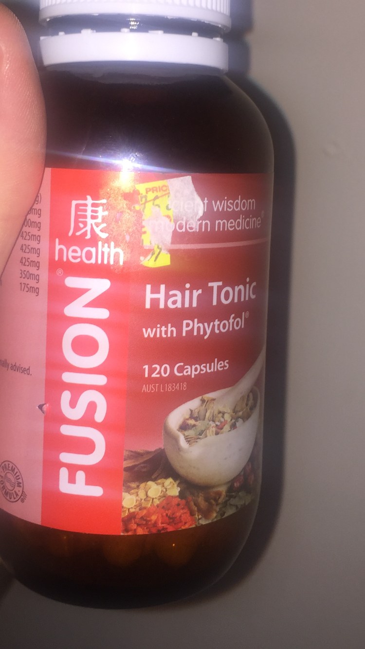 hair tonic with phytofol
